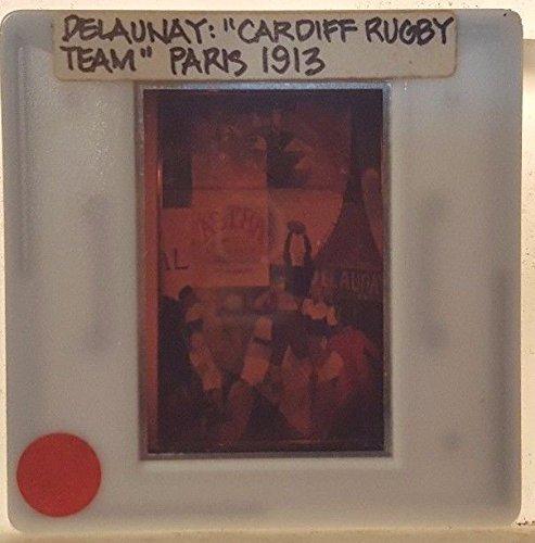 Memorabilia Rugby - Vintage ROBERT DELAUNAY