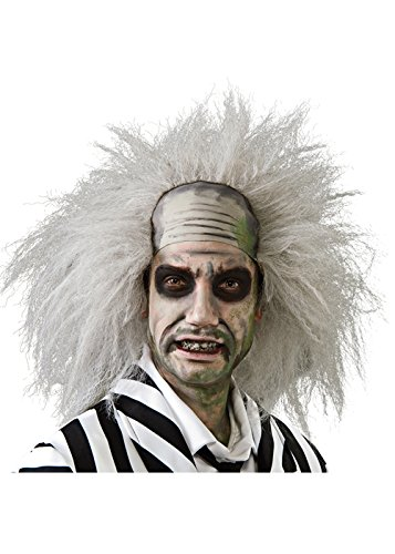 80 s fou gothique Beetlejuice perruque Struts Fancy Dress