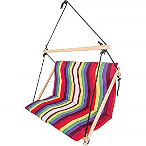 Club Fun™ Double-Wide Hanging Rope Chair