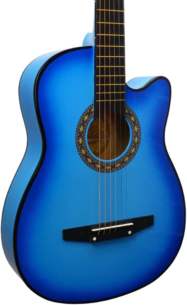 Guitarra HuAma Acústica De 38 Pulgadas para Niños Y Niñas En Clase ...