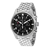 IWC Men's Swiss Quartz and Stainless Steel Watch, Color:Silver-Toned...