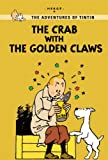 Book cover for The Crab with the Golden Claws