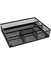 EasyPAG Mesh Collection Desk Drawer Organiser Accessories Tray