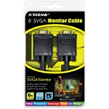 Xtreme Cables 25'/7.62m SVGA Monitor Cable
