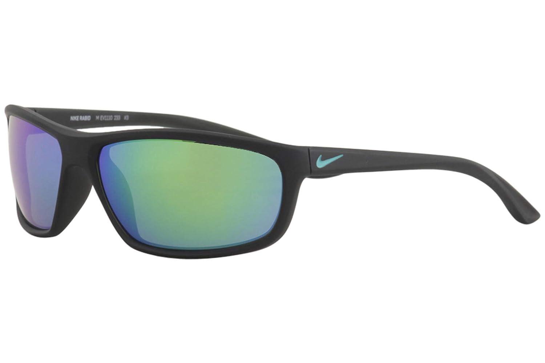 Amazon.com: Gafas de sol NIKE RABID M EV 1110 233 MATTE ...