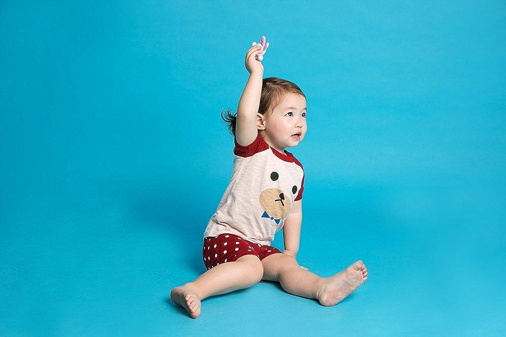 Vaenait Baby 74-120 Kinder Maedchen 2pcs Bekleidungssets Schlafanzug Animal