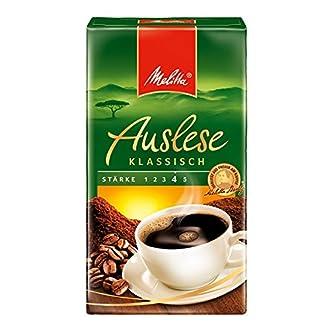 Kaffeepulver Bild