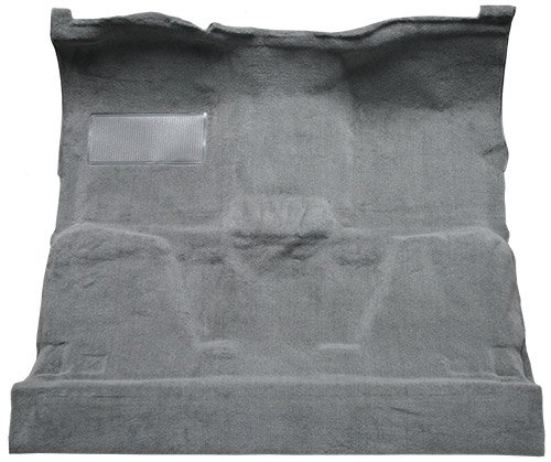 Cab 2wd Carpet (1981-1986 Chevrolet C10 Reg Cab 2WD Cutpile Factory Fit)