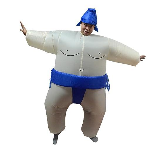blesiya disfraz hinchable jugador de sumo el día de ...