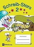 Schreib-Stars: 2. Schuljahr - Übungsheft: Mit Lösungen