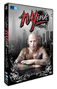 NY Ink (New York Ink) - Series One [DVD] [Reino Unido]
