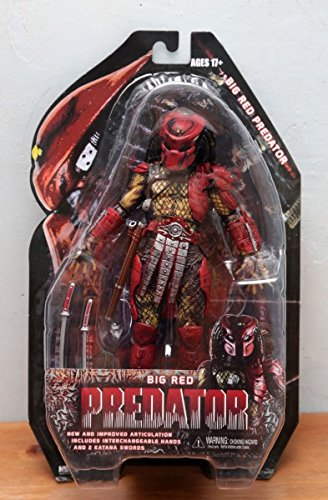 [Predators Series 7 Big Red 7