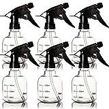 Youngever 6 Pack Empty Plastic Spray Bottles, Spray