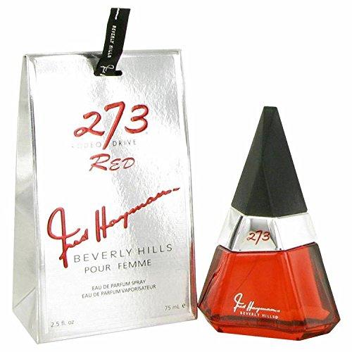 273 Red by Fred Hayman Eau De Parfum Spray 2.5 oz for (273 Red Perfume)