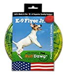 Ruff Dawg K9 Junior Flyer Dog Toy, Assorted Colors
