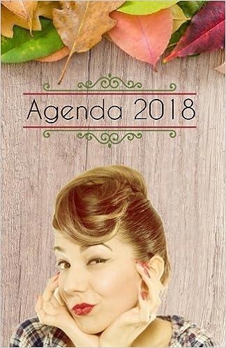Agenda 2018: pinup (Spanish Edition): Susana Escarabajal ...