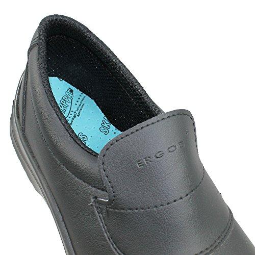 Ergos - Caña baja Unisex adulto Negro - negro