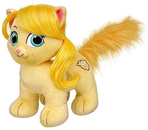 Build a Bear Summer Disney Princess Rapunzel Palace Pet Kitty 15 in. Stuffed Plush Toy Animal