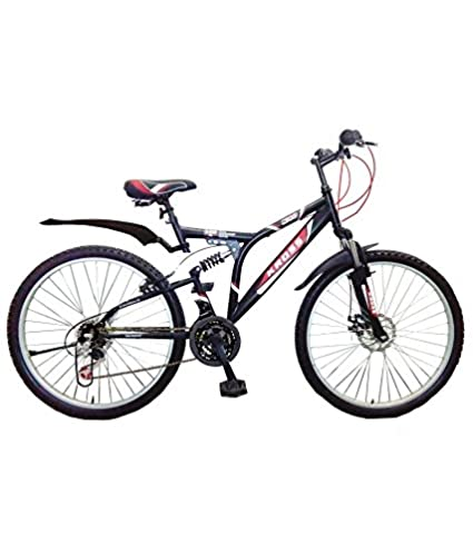 8015a6b1b13 Kross K40 26T Multi-Speed with Disc Brake Cycle ...: Amazon.in: Sports,  Fitness & Outdoors