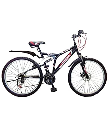 3411a4397e61f Kross K40 26T Multi-Speed with Disc Brake Cycle ...  Amazon.in ...