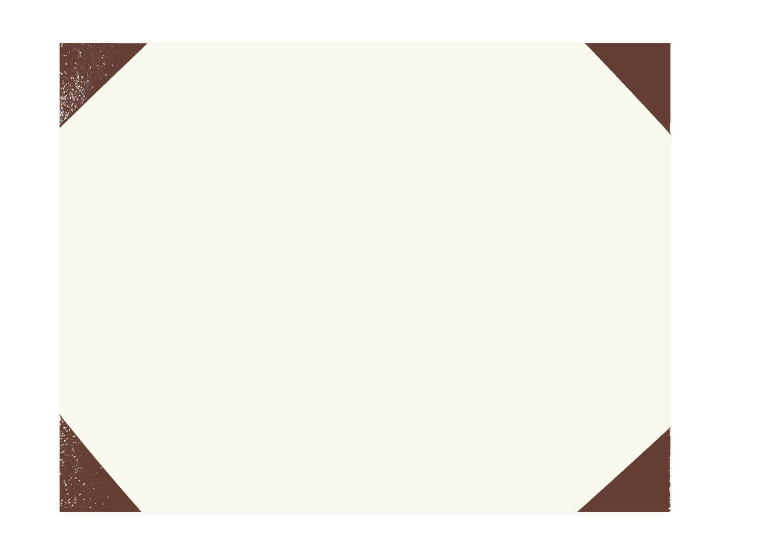 House of Doolittle Doodle Desk Pad, Cream, 22 x 17 Inches (HOD441)