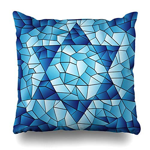 (AlliuCoo Throw Pillow Covers Square Size 18