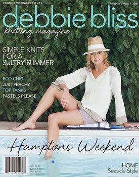 Debbie Bliss Patterns Magazine Spring Summer 2010 ()