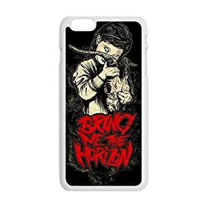 Bring Me The Horizon Fashion Comstom Plastic case cover For Iphone 6 Plus