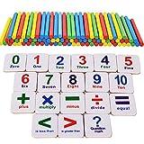 Vktech® Wooden Sticks Fridge Magnet Mathematics Counting Educational - Best Reviews Guide
