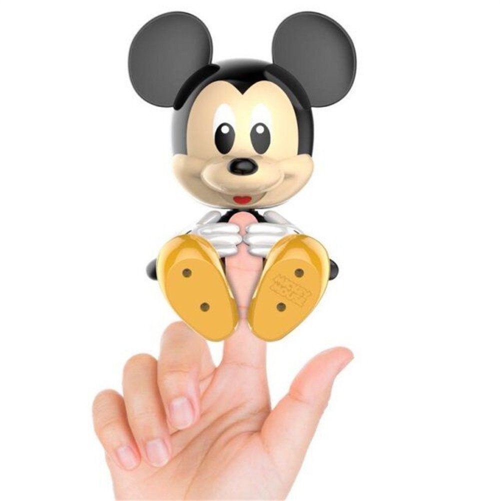 Amazon.com: Fingers Interactive Baby Mickey Pet Smart Fingertips ...