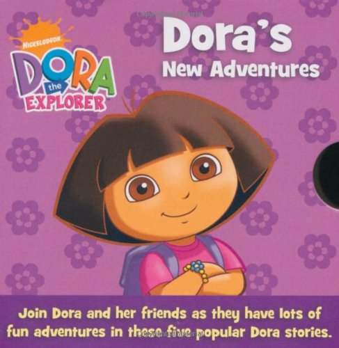 Read Online Dora's New Adventures: Little Library (Dora the Explorer) pdf epub