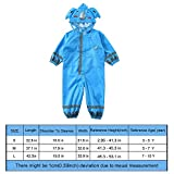 One Piece Rain Suit Kids,Unisex Toddler