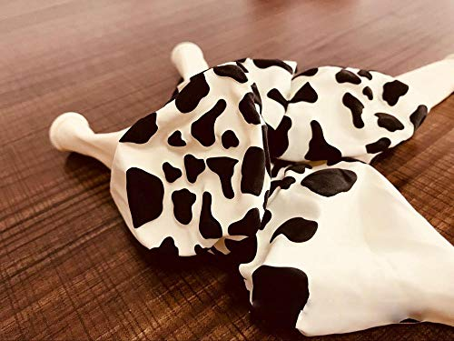 Lannmart 10pcs/lot 12 inches 2.8g Cows Latex Balloon Inflatable Wedding Decorations Air Ball Happy Birthday Party Supplies Balloons