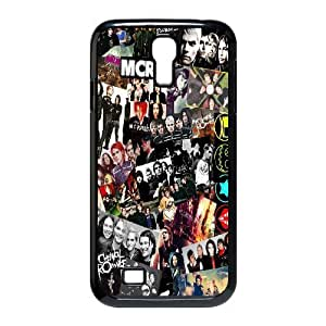 JamesBagg Phone case My Chemical Romance Protective Case For SamSung Galaxy S4 Case Style 1