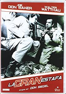 La gran estafa [DVD]