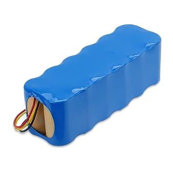 Exmate 14.4V 4.0Ah Batería para Samsung Navibot VCA-RBT20 SR8824 ...