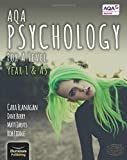 img - for AQA Psychology for A Level Year 1 & AS - Student Book by Rob Liddle (2015-03-23) book / textbook / text book