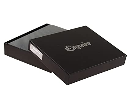 d3bf9ef616b88 Esquire RFID Black Geldbörse RFID Schutz und Card-Safe GO 2282 Geldbeutel   Amazon.de  Koffer