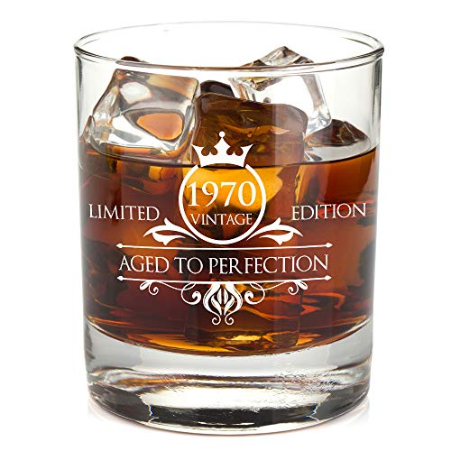 1970 50th Birthday Whiskey