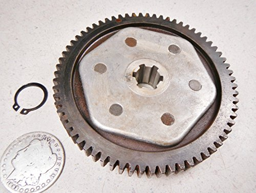 Driven Gear Primary (64-66 HONDA CT200#7 PRIMARY DRIVEN GEAR)