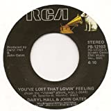 You've Lost That Lovin' Feeling / Diddy Doo Wop (I Hear The Voices) 1980 45rpm