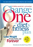 Changeone - The Diet and Fitness Plan, Reader's Digest Editors, 0762108339