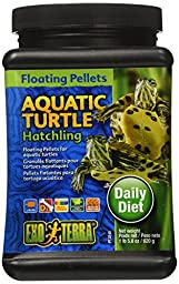 Exo Terra Hatchling Aquatic Turtle Food, 21.8-Ounce