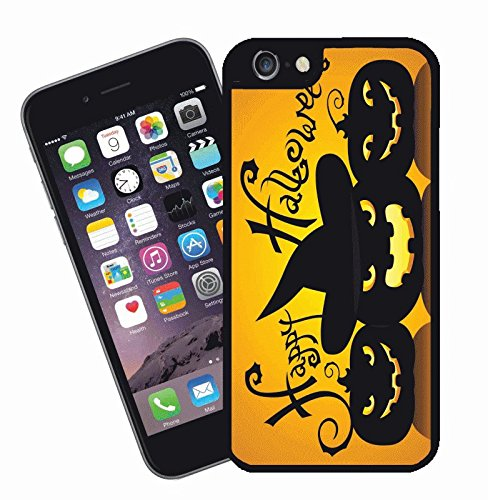 Halloween phone case, design 6 - This cover will fit Apple model iPhone 7 (not 7 plus) - By Eclipse Gift Ideas