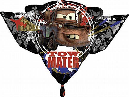 Tow Mater & Finn McMissle Cars 2 33