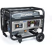 Hyundai HHD3500CA Gas Powered Generator