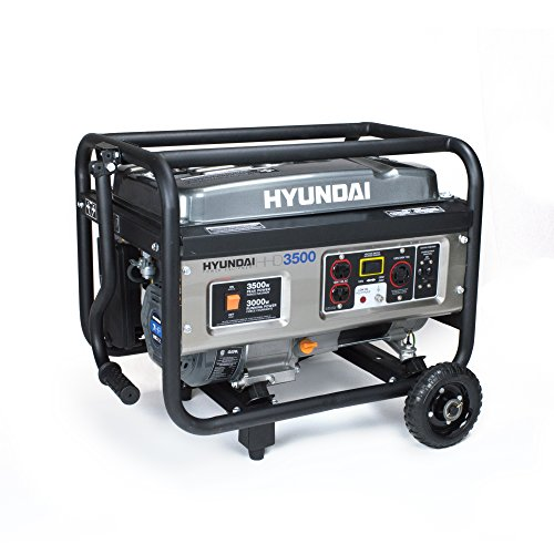 Hyundai HHD3500CA Gas power Generator very best Prices