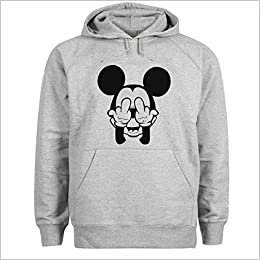 Mickey Mouse Swag Trippy Disney Dope Fuck Gris Sudadera con Capucha Unisex 5X Large: Amazon.es: Libros