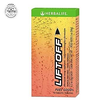 Amazon.com: Liftoff, de Herbalife: Beauty
