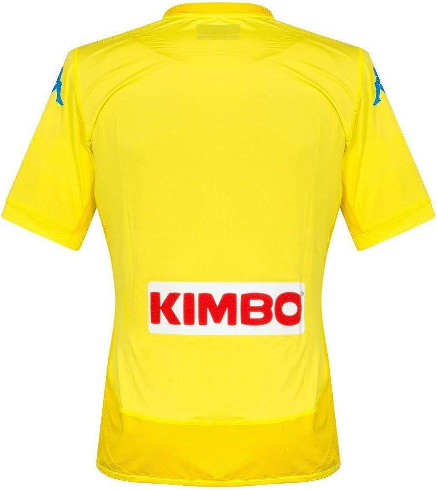 Kappa Kombat Gara 2018 Napoli Homme T-Shirt